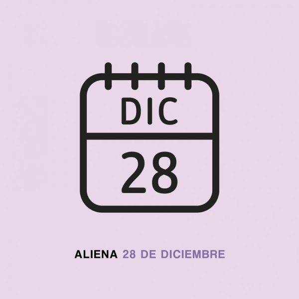 ALIENA-28 de diciembre