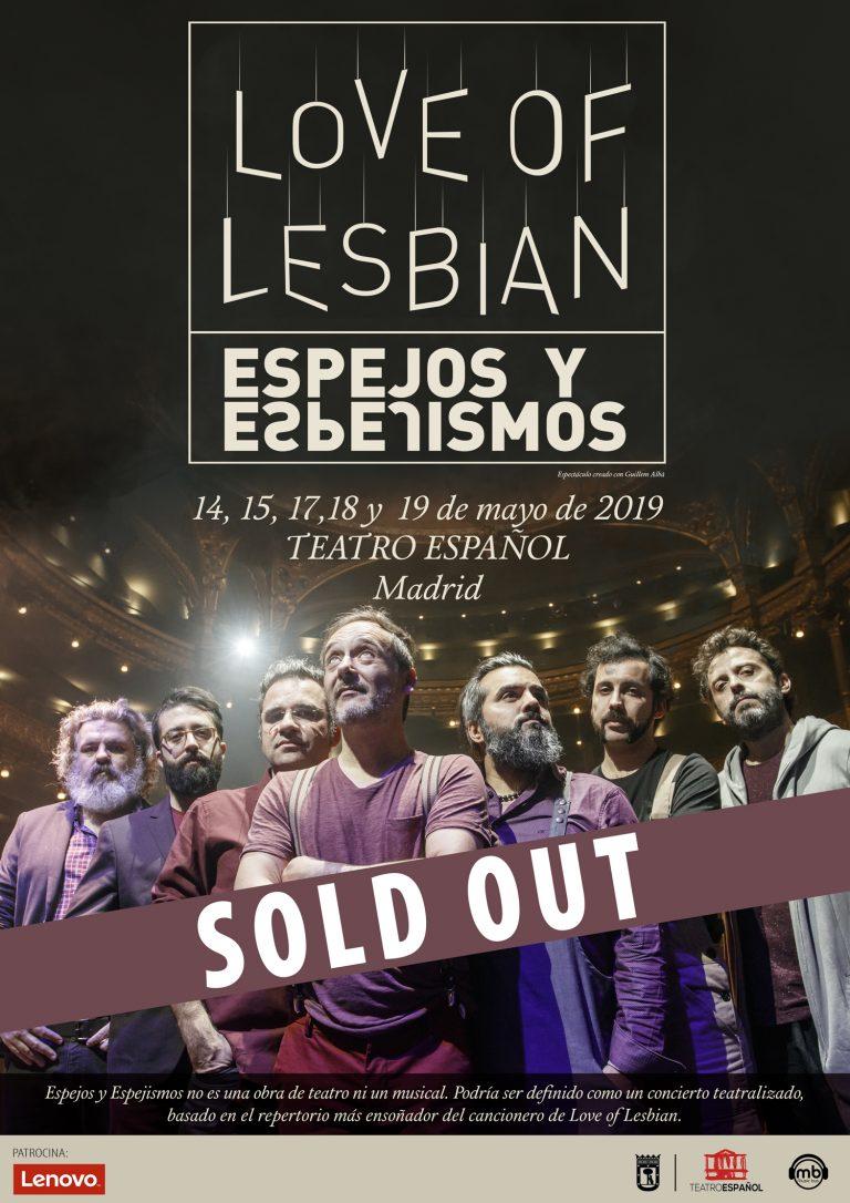 Love of Lesbian - Espejos y Espejismos