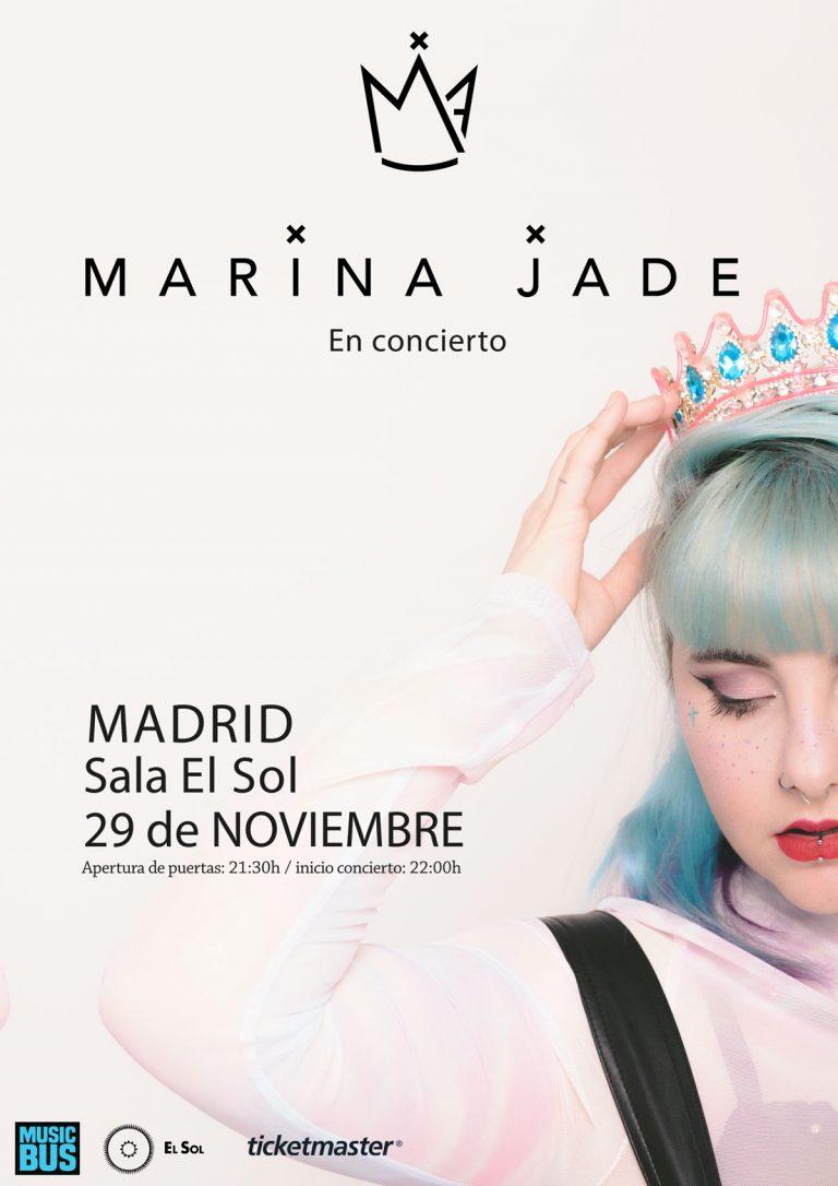 MARINA JADE - concierto Madrid