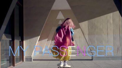 TREZOR - My Passenger