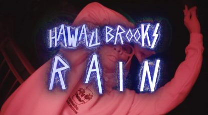 Hawali Brooks -Rain